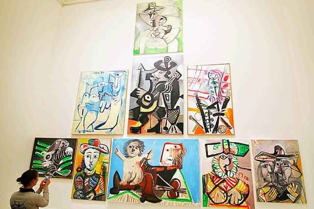 Picasso National Museum (1)