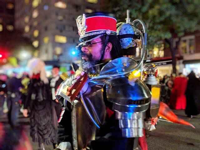 Halloween Parade New York (1)
