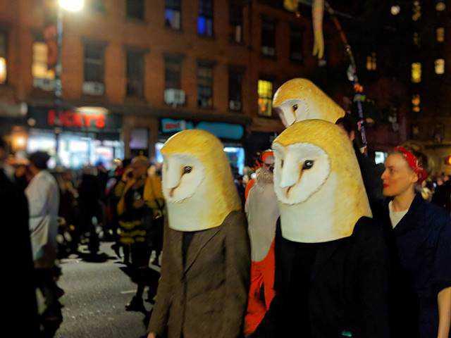 Halloween Parade New York (10)