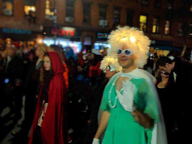 Halloween Parade New York (14)