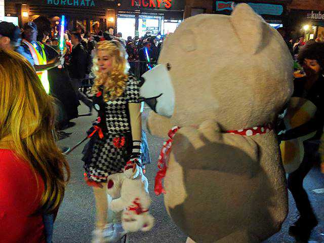 Halloween Parade New York (21)