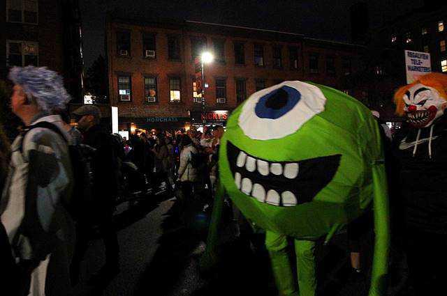 Halloween Parade New York (25)