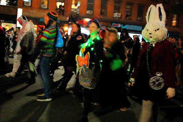 Halloween Parade New York (27)