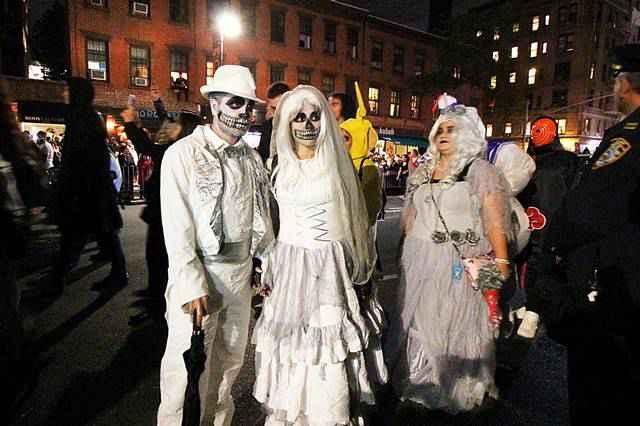 Halloween Parade New York (29)