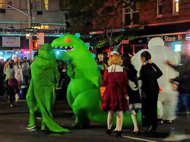 Halloween Parade New York (3)