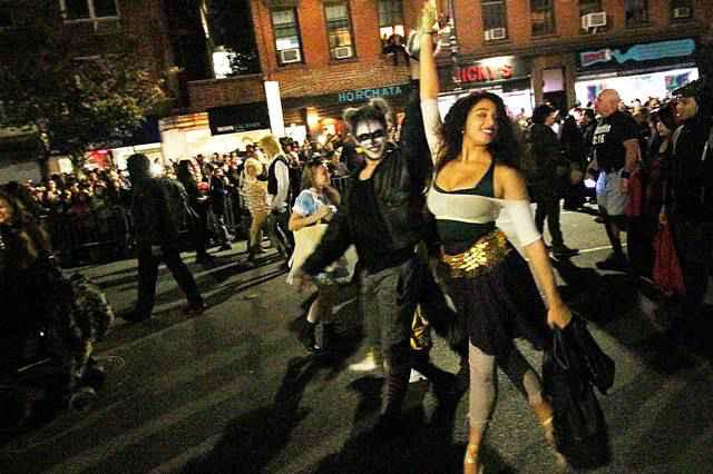 Halloween Parade New York (30)