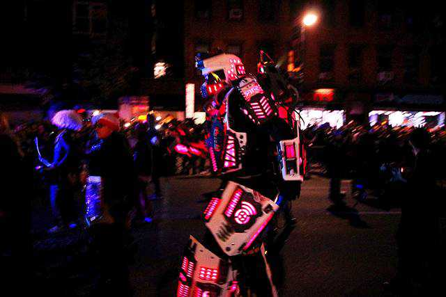 Halloween Parade New York (31)
