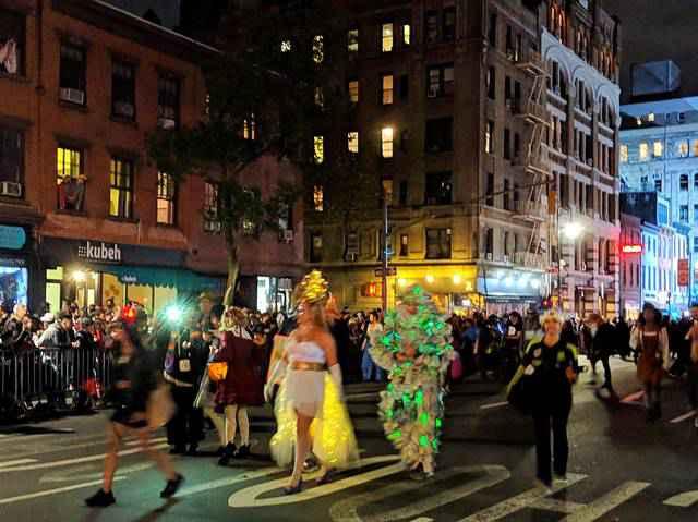 Halloween Parade New York (4)