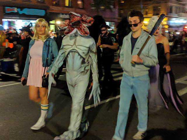 Halloween Parade New York (5)