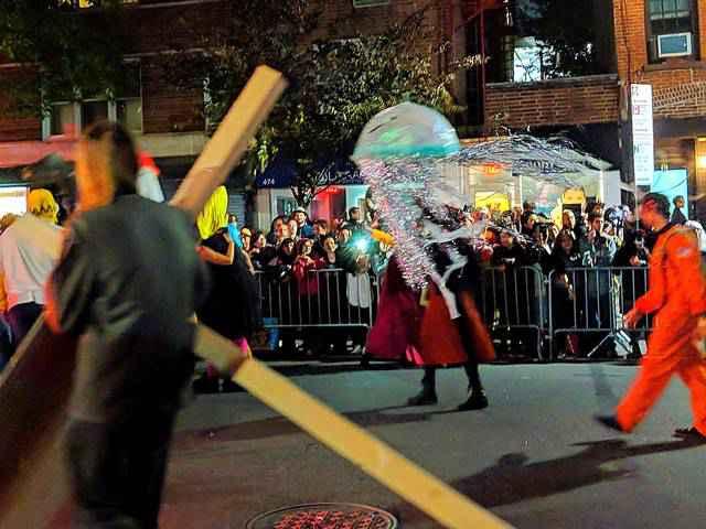Halloween Parade New York (6)