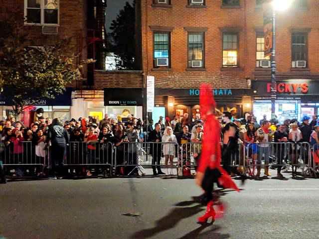 Halloween Parade New York (9)