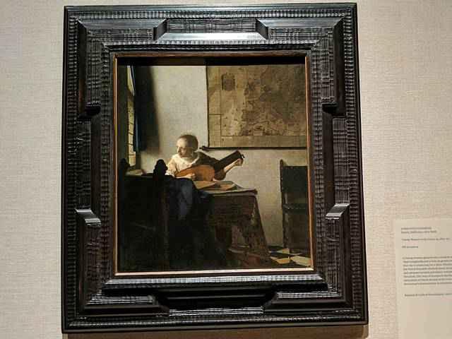 Vermeer Metropolitan Museum