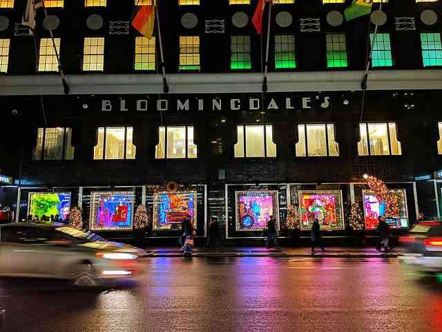 Bloomingdale's NYC (1)