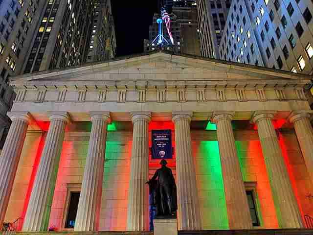 Federal Hall NY
