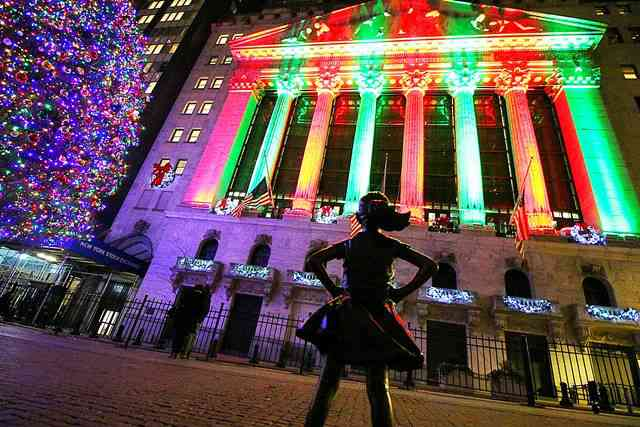 NYSE Fearless Girl