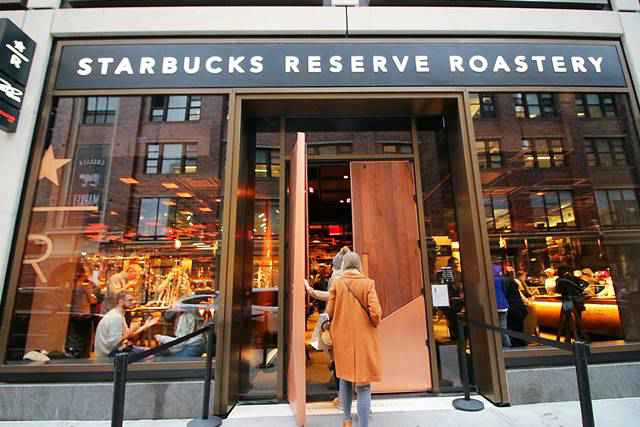 Starbucks Reserve Roastery NYC (1)