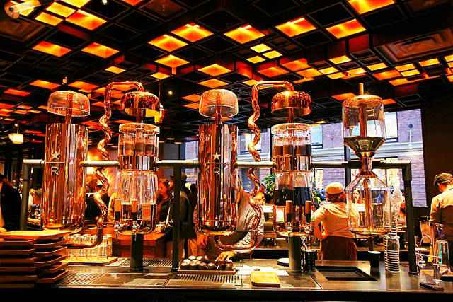 Starbucks Reserve Roastery NYC (16)