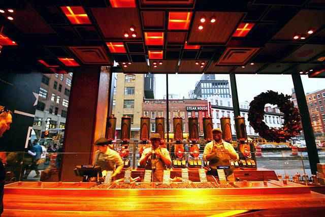 Starbucks Reserve Roastery NYC (20)