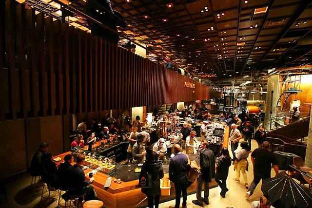 Starbucks Reserve Roastery NYC (8)