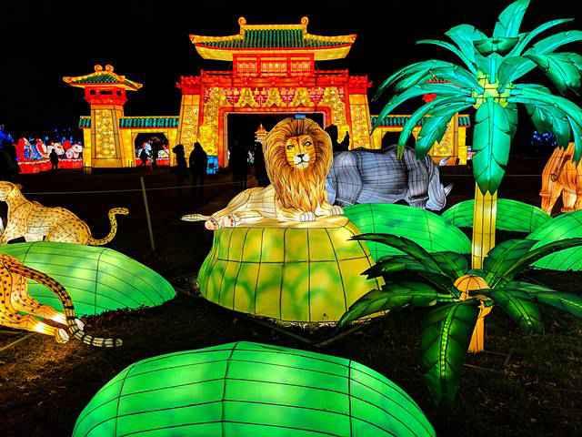 nyc winter lantern festival (1)