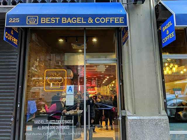 Best Bagel & Coffee NY (1)