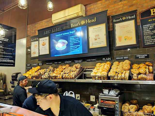 Best Bagel & Coffee NY (4)