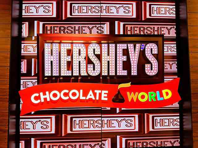 Hershey's Chocolate Times Square NY (26)