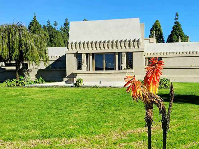 Hollyhock House (1)