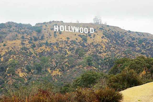 The Hollywood Sign (2)
