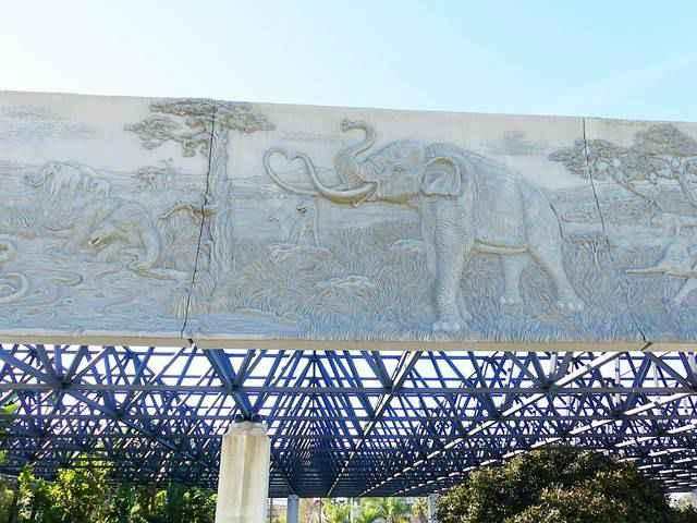 The La Brea Tar Pits and Museum (1)
