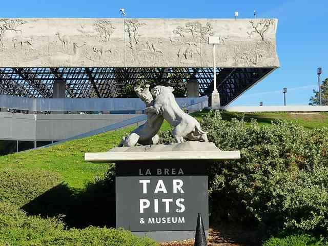 The La Brea Tar Pits and Museum (4)