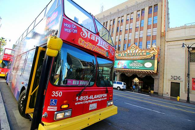 Hop-On Hop-Off Starline Tours Los Angeles (1)