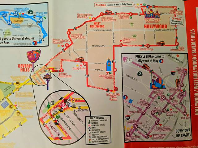 Hop-On Hop-Off Starline Tours Los Angeles (3)