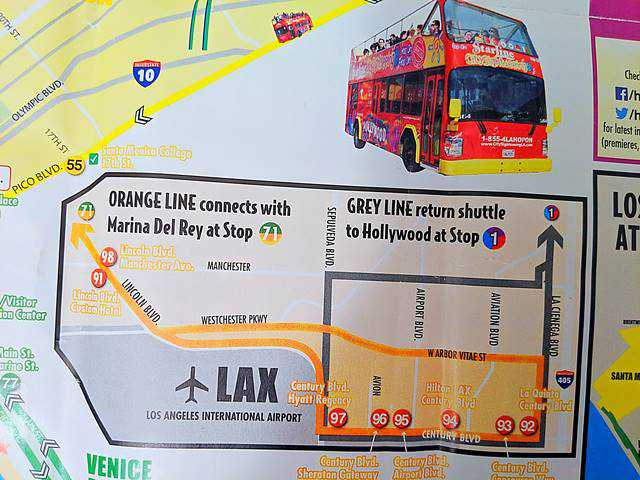 Hop-On Hop-Off Starline Tours Los Angeles (6)