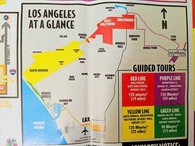 Hop-On Hop-Off Starline Tours Los Angeles (7)