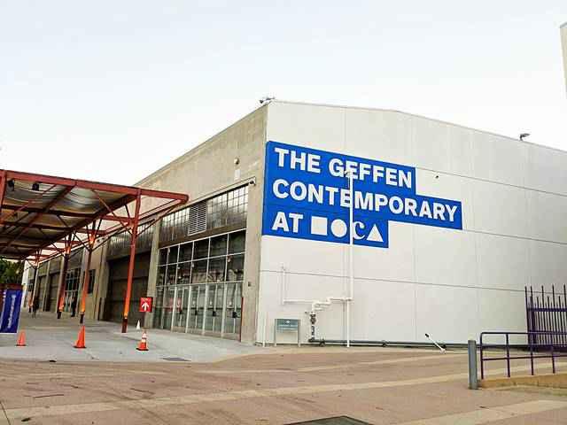 The Geffen Contemporary at MOCA (1)