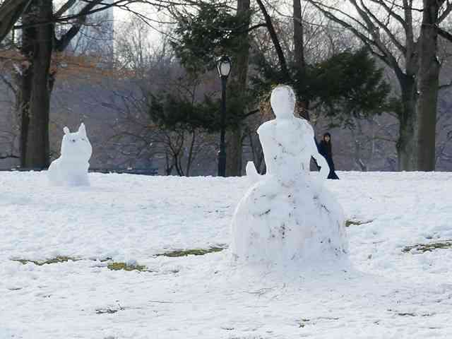 Central Park in Snow (18)
