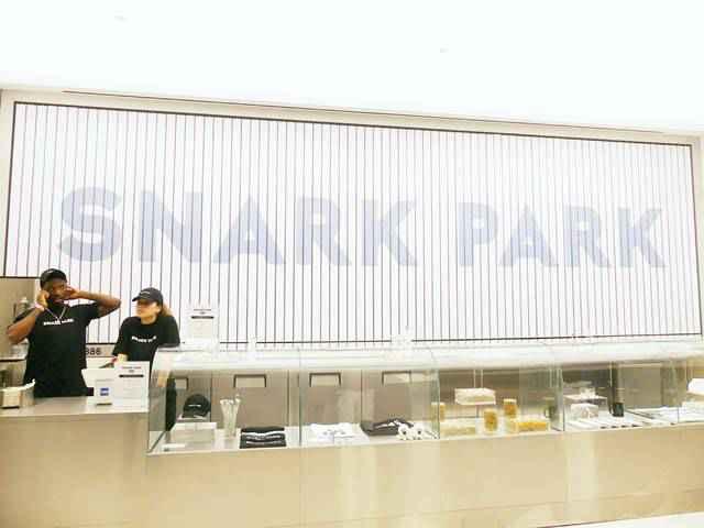 Snark Park Hudson Yards