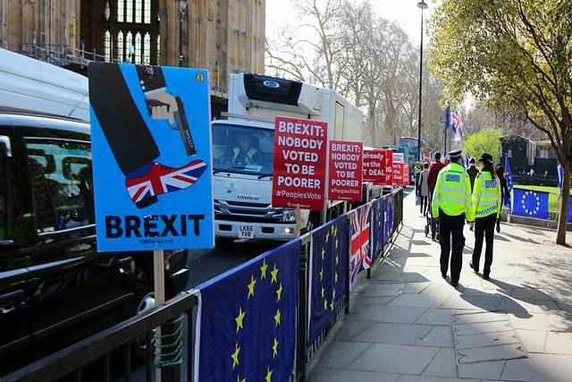 Brexit London UK