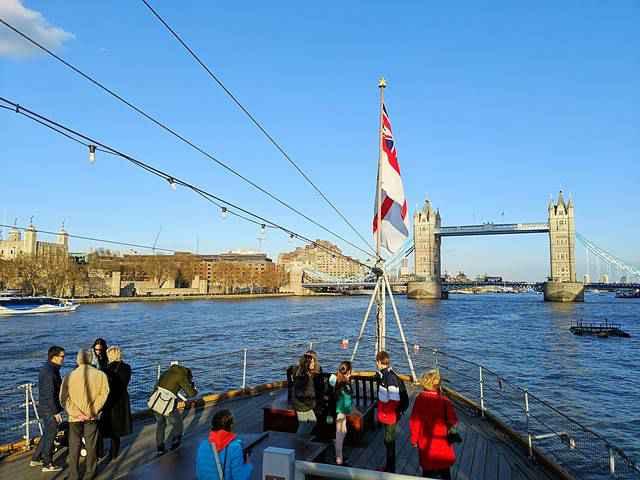 HMS Belfast (2)