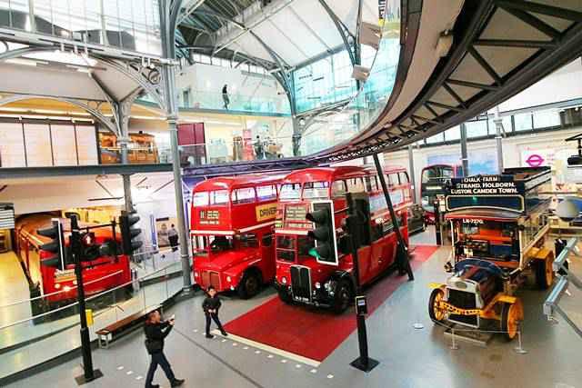 London Transport Museum (1)