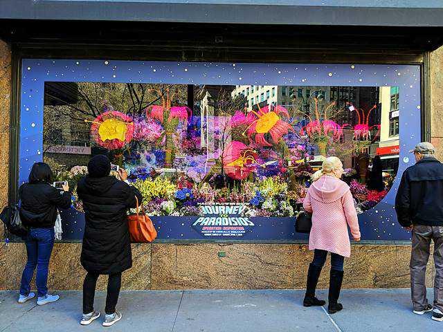 Macy's Flower Show NYC 2019 (10)