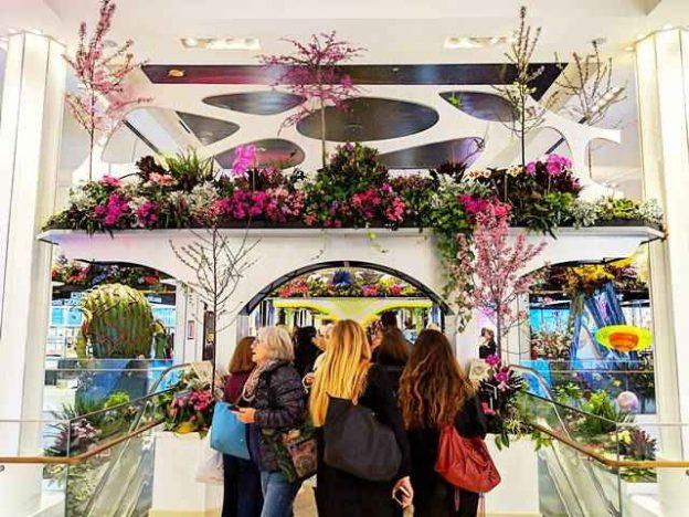 Macy's Flower Show NYC 2019 (12)