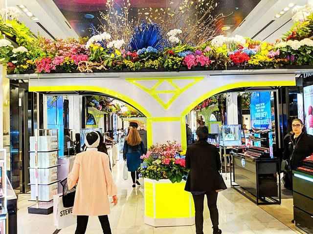 Macy's Flower Show NYC 2019 (14)