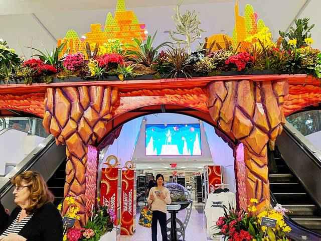 Macy's Flower Show NYC 2019 (15)