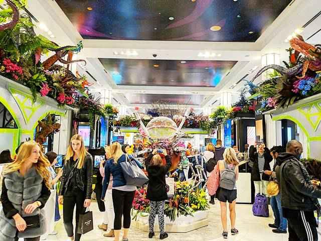 Macy's Flower Show NYC 2019 (16)