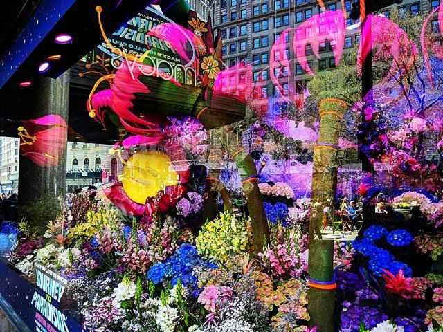 Macy's Flower Show NYC 2019 (5)