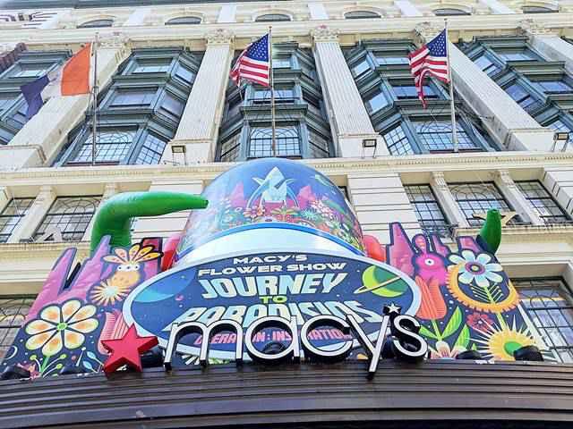 Macy's Flower Show NYC 2019 (7)