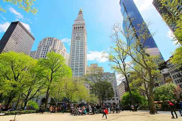 Madison Square Park NY (2)