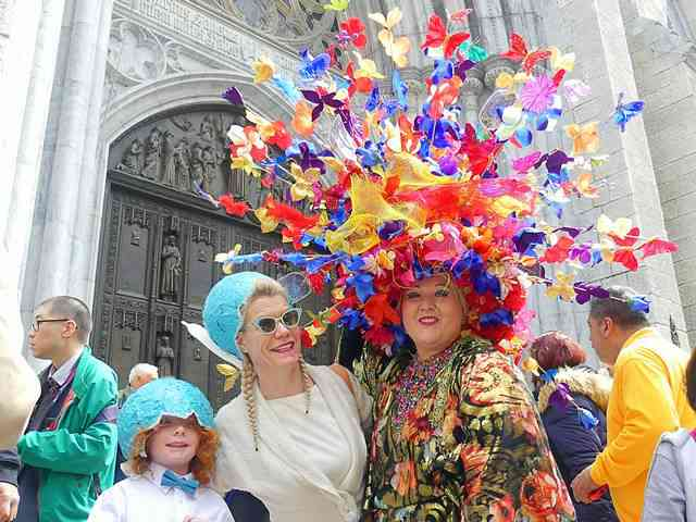 NYC Easter parade (2)